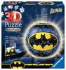 Batman Ravensburger 3D  Nighlight Puzzle ball 3D Puzzle;3D Lampada Notturna - Ravensburger