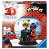 Puzzle 3D rond 72 p - Miraculous Puzzle 3D;Puzzles 3D Ronds - Ravensburger