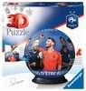 Puzzle 3D rond 72 p - Fédération Française de Football Puzzle 3D;Puzzles 3D Ronds - Ravensburger