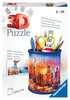 Puzzle 3D Pot à crayons - Union Jack Puzzle 3D;Puzzle 3D objets - Ravensburger
