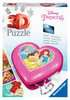 Ravensburger Disney Princess Heart Shaped 54pc 3D Jigsaw Puzzle 3D Puzzle®;Shaped 3D Puzzle® - Ravensburger
