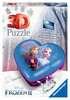 Srdce Disney Ledové království 2 54 dílků 3D Puzzle;Zvláštní tvary - Ravensburger