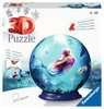 Bezaubernde Meerjungfrauen 3D Puzzle;3D Puzzle-Ball - Ravensburger