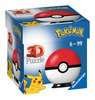 Puzzles 3D Ball 54 p - Poké Ball / Pokémon Puzzle 3D;Puzzles 3D Ronds - Ravensburger