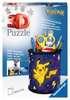 Stojan na tužky Pokémon 54 dílků 3D Puzzle;Zvláštní tvary - Ravensburger