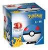 Puzzles 3D Ball 54 p - Super Ball / Pokémon Puzzle 3D;Puzzles 3D Ronds - Ravensburger