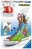 Kecka Super Mario 108 dílků 3D Puzzle;Zvláštní tvary - Ravensburger