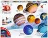 Puzzle 3D Système solaire Puzzle 3D;Puzzles 3D Ronds - Ravensburger