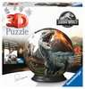 Jurrassic World 2 3D puzzels;3D Puzzle Ball - Ravensburger