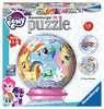 My Little Pony - 72p 3D puzzels;3D Puzzle Ball - Ravensburger