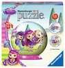 Little charmers 3D puzzels;3D Puzzle Ball - Ravensburger