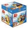 PSI PATROL-3D PUZZLE KULA  54EL Puzzle 3D;Puzzle Kuliste - Ravensburger