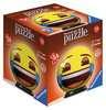 Emoji 3D puzzels;Puzzle 3D Ball - Ravensburger