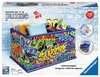 Graffiti Storage Box 3D Puzzles;3D Storage Puzzles - Ravensburger