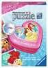 Disney Princess Heart Shaped 3D Puzzle, 54pc 3D Puzzle®;Shaped 3D Puzzle® - Ravensburger