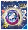 Nachtlicht Magische Einhörner 3D Puzzle;3D Puzzle-Ball - Ravensburger