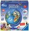 Disney Globe 3D Puzzles;3D Puzzle Balls - Ravensburger