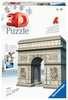 Puzzle 3D Arc de Triomphe Puzzle 3D;Puzzle 3D building - Ravensburger
