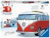 VW Bus T1 Campervan 3D Puzzles;3D Puzzle Buildings - Ravensburger