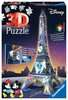 Mickey and Minnie Eiffel Tower at Night 3D Puzzle®;Natudgave - Ravensburger