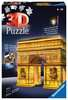 Arc De Triomphe Night Edition 3D Puzzle, 216pc 3D Puzzle®;Night Edition - Ravensburger