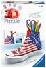 Sneaker American Flag 3D Puzzle;3D Forme Speciali - Ravensburger