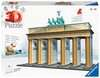 Brandenburská brána - Berlín, 324 dílků 3D Puzzle;Budovy - Ravensburger