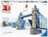 TOWER BRIDGE 3D 216EL. Puzzle 3D;Budowle - Ravensburger