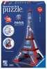 Tour Eiffel PSG Puzzle 3D;Puzzle 3D building - Ravensburger
