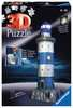 LATARNIA NOCĄ 3D 216 EL Puzzle 3D;Night Edition - Ravensburger