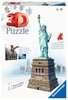 Puzzle 3D Statue de la Liberté Puzzles 3D;Monuments puzzle 3D - Ravensburger