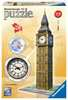 Big Ben 3D Puzzle, with Clock, 216pc 3D Puzzle®;Bygninger - Ravensburger