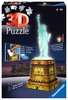 Statue of Liberty at night 3D Puzzles;3D Puzzle Buildings - Ravensburger
