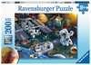 WYPRAWA KOSMICZNA 200 EL Puzzle;Puzzle dla dzieci - Ravensburger