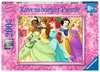 Die Disney Prinzessinnen Puzzle;Kinderpuzzle - Ravensburger