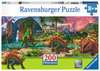 In the Land of the Dinosaurs Jigsaw Puzzles;Children s Puzzles - Ravensburger