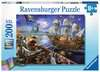 La bataille de Blackbeard Puzzles;Puzzles pour enfants - Ravensburger