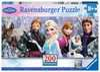 Puzzle 200 p XXL - Arendelle sous neiges éternelles / Disney La Reine des Neiges Puzzle;Puzzle enfant - Ravensburger