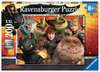 Hicks, Astrid und die Drachen Puzzle;Kinderpuzzle - Ravensburger