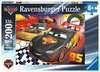 Cars - Auf der Rennstrecke Puzzle;Kinderpuzzle - Ravensburger