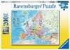 Politische Europakarte Puzzle;Kinderpuzzle - Ravensburger