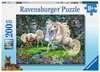 Sprookjesachtige eenhoorns Puzzels;Puzzels voor kinderen - Ravensburger
