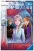 Puzzle 300 p XXL - Elsa, Anna et Kristoff / Disney La Reine des Neiges 2 Puzzle;Puzzle enfant - Ravensburger
