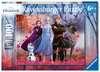 Puzzle 100 p XXL - La magie de la forêt  / Disney La Reine des Neiges 2 Puzzle;Puzzle enfant - Ravensburger