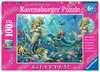 Underwater beauties Puslespil;Puslespil for børn - Ravensburger