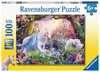 Magical Unicorn XXL 100pc Puslespil;Puslespil for børn - Ravensburger
