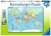 Map of the World Jigsaw Puzzles;Children s Puzzles - Ravensburger