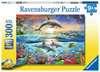 Puzzle 300 p XXL - Le paradis des dauphins Puzzles;Puzzles pour enfants - Ravensburger
