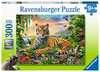 Puzzle 300 p XXL - Le roi de la jungle Puzzles;Puzzles pour enfants - Ravensburger