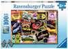 Rennwagen Pinnwand Puzzle;Kinderpuzzle - Ravensburger